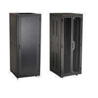 Black Box Mesh Front & Rear Doors Rack toebehoren - Zwart