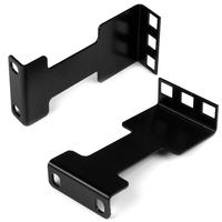 StarTech.com Kit adaptateur de profondeur de rail pour rack de serveur 1U Accessoire de racks - Noir