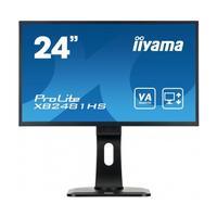 Iiyama ProLite XB2481HS-B1 Monitor - Zwart