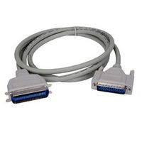 Lexmark 8544.42.2000 Parallel-kabel - Grijs