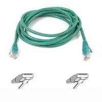 Belkin CAT 5 PATCH CABLE 5M Netwerkkabel - Groen