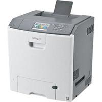 Lexmark C748de Imprimante laser - Noir, Cyan, Magenta, Jaune