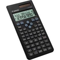 Canon F-715SG Calculator - Zwart