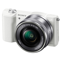 Sony α ILCE-5100L Digitale camera - Wit