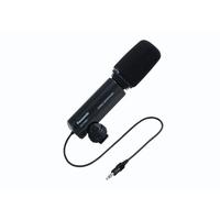 Panasonic VW-VMS2 Stereo-Mikrofon Microfoon - Zwart
