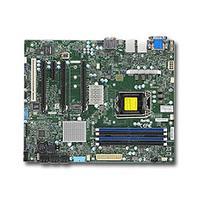 Supermicro X11SAT-F Carte mère du serveur/workstation