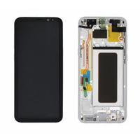 Samsung G955F Galaxy S8 Plus LCD Display Module Pièces de rechange de téléphones mobiles - Argent