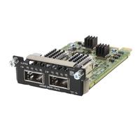 Hewlett Packard Enterprise Aruba 3810M 2QSFP+ 40GbE Module Netwerkswitch module