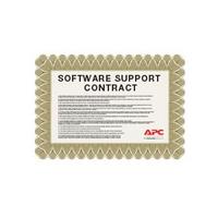 APC InfraStruXure Change, 1 Year Software Maintenance Contract, 10 Racks Garantie- en supportuitbreiding