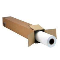"HP Satin Poster Paper, 3"" Core - 24""x300' Papier - Blanc"