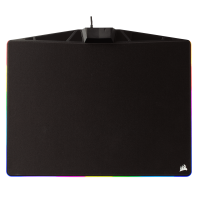 Corsair Gaming MM800 RGB Polaris Cloth Edition Muismat - Zwart