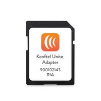Konftel Unite Adapter Conferentie software - Zwart,Wit