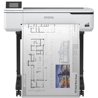 Epson SureColor SC-T3100 - Wireless Printer (with stand) Imprimante grand format - Noir mat,Pigment cyan,Pigment .....