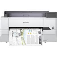 Epson SureColor SC-T3400N - Wireless Printer (No Stand) Imprimante grand format - Noir mat,Cyan,Jaune,Magenta