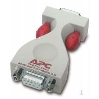 APC RS-232/RS-232, 60 g, 76 mm x 36 mm x 15 mm Adaptateur de câble - Gris