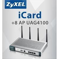 Zyxel E-ICARD 8 AP UAG4100 Licence de logiciel