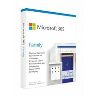 Microsoft 365 Family Dutch EuroZone Subs Besturingssysteem