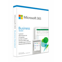 Microsoft 365 Bus Std Retail Dutch EuroZ Besturingssysteem