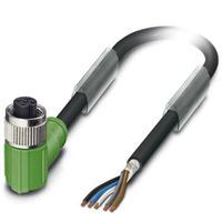 Phoenix Contact Câbles pour capteurs/actionneurs - SAC-5P-10,0-PUR/M12FR SH