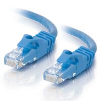 C2G 10m Cat6 Patch Cable Câble de réseau - Bleu