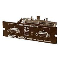 APC 2-Port Serial Interface Expander SmartSlot Card Adaptateur Interface
