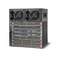Cisco WS-C4507R+E= Netwerkchassis - Zwart