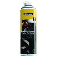 Fellowes Aérosol turbo ininflammable 650 ml brut /430 ml net Vaporisateurs d'air compressé