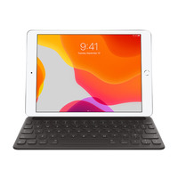 Apple Smart Keyboard for iPad (7th generation) and iPad Air (3rd generation) US English - QWERTY - Noir