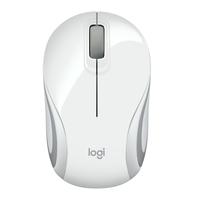 Logitech M187 Computermuis - Wit