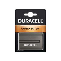 Duracell Digitale Camera Batterij 7,4V 1600mAh - Zwart