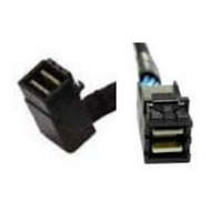 Intel mSAS-HD Cable Kit AXXCBL650HDHRT Kabel - Zwart