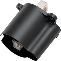 Axis Adapter RJ45 Male To Male Kabel adapter - Zwart