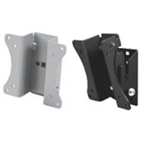 B-Tech LCD TV flat wall mount bracket Montagehaak - Zwart