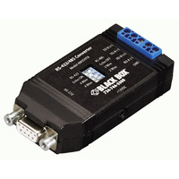 Black Box Universal RS-232 to RS-422/485 Converter with optional Opto-Isolation Seriële .....