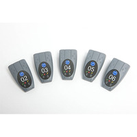 Black Box One Set of Active Remote Adapters #2 - 6 - Gris