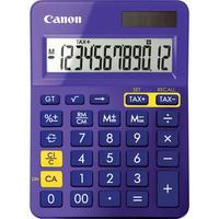 Canon LS-123K Calculator - Paars