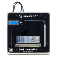 Sharebot NG 3D-printer - Zwart