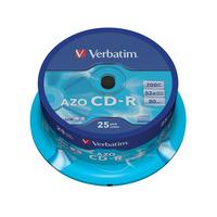 Verbatim CD-R AZO Crystal CD