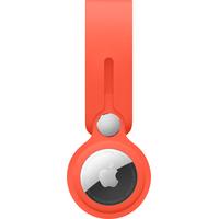 Apple Lanière AirTag - Orange électrique