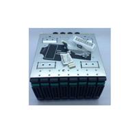 Intel 2U Hot-swap 8x2.5inch SAS/NVMe Combo Drive Bay Kit A2U8X25S3PHS Drive bay paneel - Zwart,Roestvrijstaal