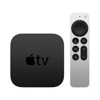 Apple TV 4K 32GB - Zwart, Zilver
