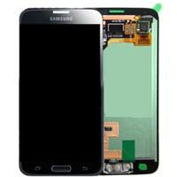 Samsung SM-G800F Galaxy S5 Mini, Complete Front+LCD+Touchscreen, black Pièces de rechange de téléphones .....
