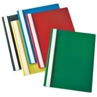 Esselte Report File Green Stofklepmap - Groen