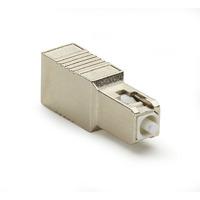 Black Box M/F SC, UPC, 15dB Adaptateurs de fibres optiques - Or