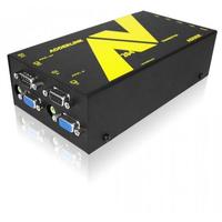 ADDER Link AV208T ALAV208T AV & R232 VGA Digital Signage 8-Way Transmitter Unit over Single CATx