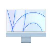 Apple iMac M1 Retina 4.5K Display 8GB RAM 256GB SSD (QWERTY) All-in-one pc - Blauw