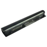 2-Power 3 Cell Laptop Accu 10,8V 2200mAh Laptop reserve onderdelen - Zwart