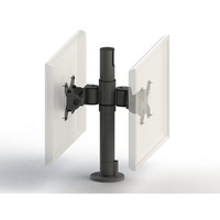 Ergonomic Solutions SpacePole SPV1103 Monitorarm - Zwart