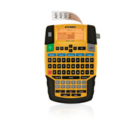 DYMO RHINO 4200 - QWERTY Labelprinter - Zwart, Geel