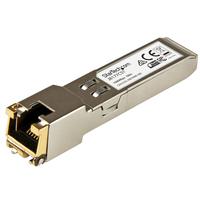 StarTech.com Module SFP GBIC compatible HP J8177C - Module transmetteur Mini GBIC 1000BASE-T Modules .....
